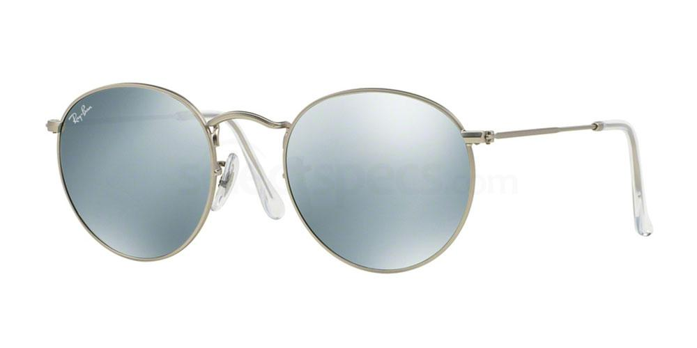 019/30 RB3447 Round Metal 2/2 , Ray-Ban