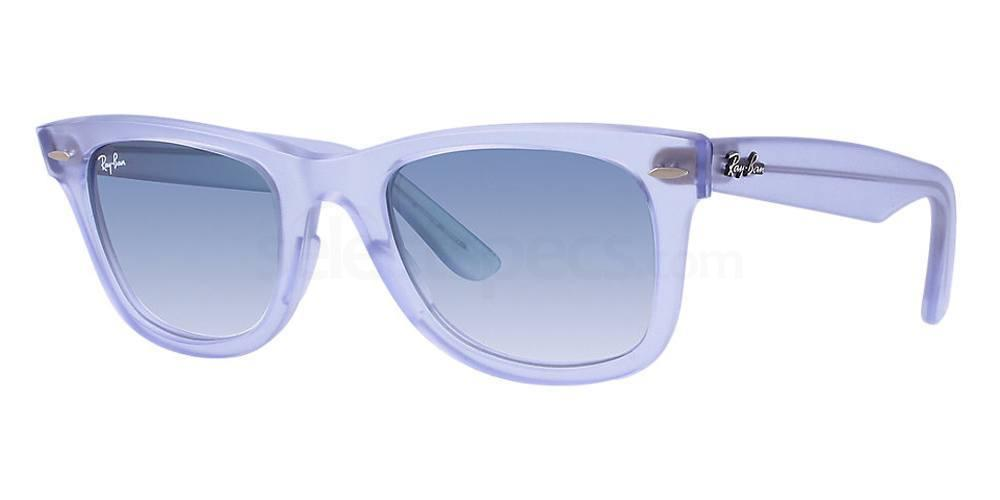 transparent wayfarer sunglasses ray ban