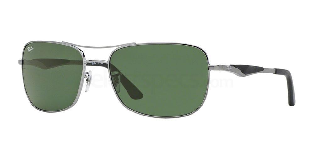 004/71 RB3515 Sunglasses, Ray-Ban