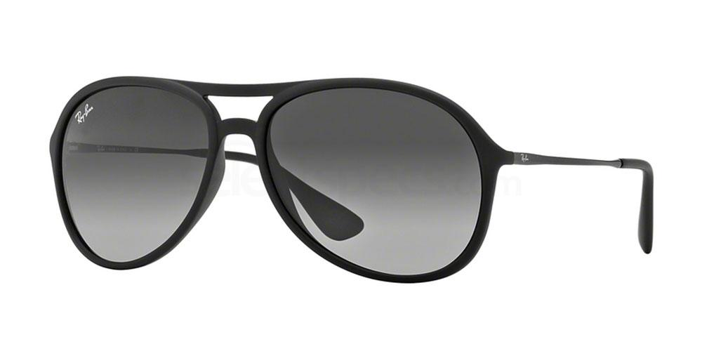 622/8G RB4201 ALEX Sunglasses, Ray-Ban