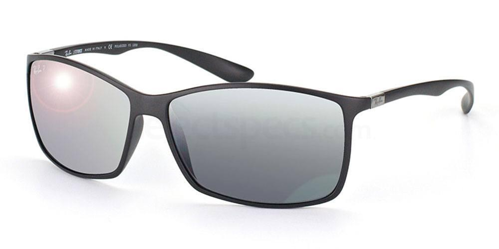 601S82 RB4179 Ray-Ban Tech - LightForce (Polarized) Sunglasses, Ray-Ban