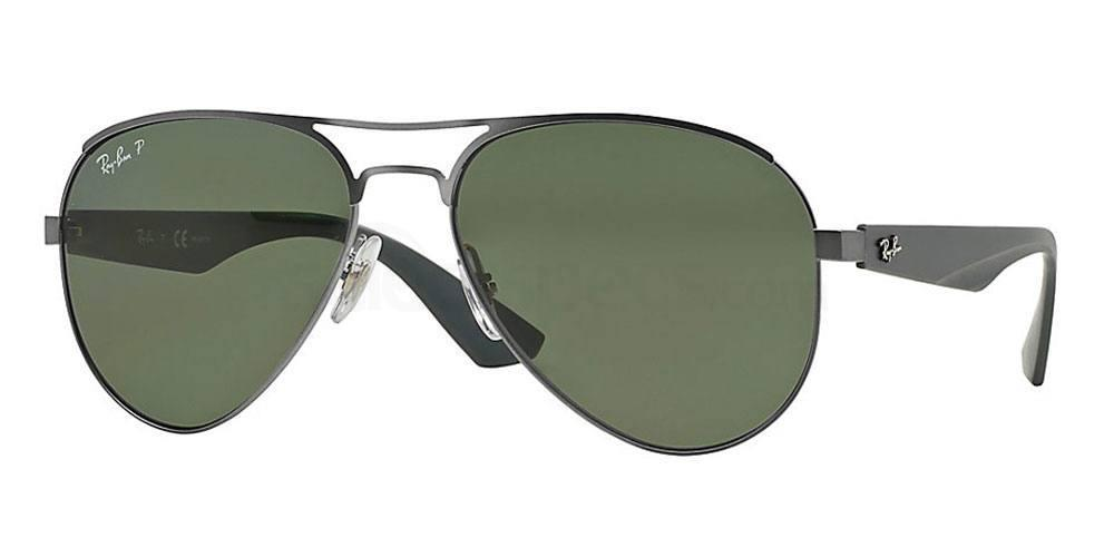 029/9A RB3523 (Polarized) Sunglasses, Ray-Ban