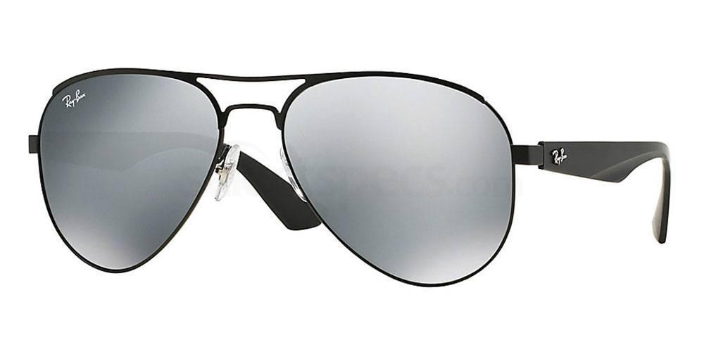 006/6G RB3523 Sunglasses, Ray-Ban
