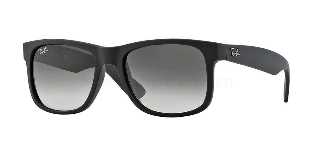 601/8G RB4165 Justin Sunglasses, Ray-Ban