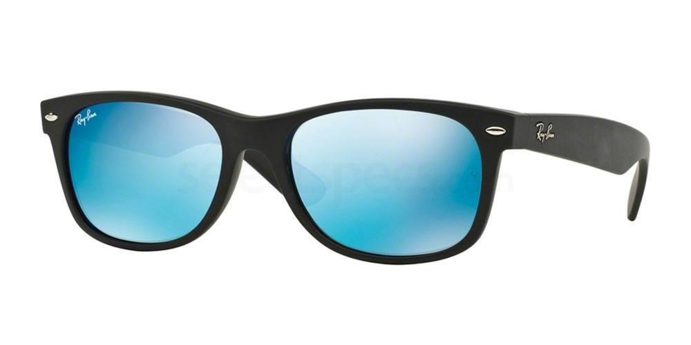 622/17 RB2132 - New Wayfarer - Flash Lenses Sunglasses, Ray-Ban