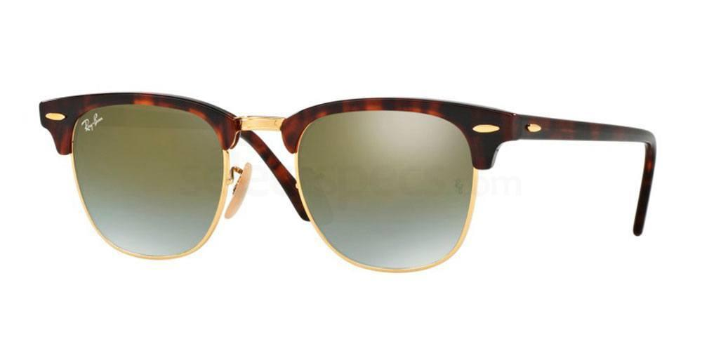 Ray-Ban RB3016 - Clubmaster - FLECK
