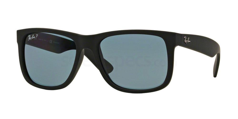 622/2V RB4165 Justin (Polarized) Sunglasses, Ray-Ban