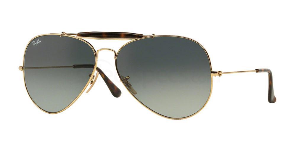 Ray-Ban Outdoorsman Sunglasses at SelectSpecs