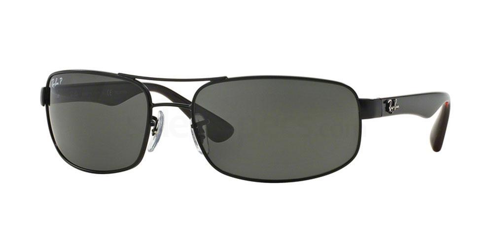 006/P2 RB3445 (Polarized) Sunglasses, Ray-Ban