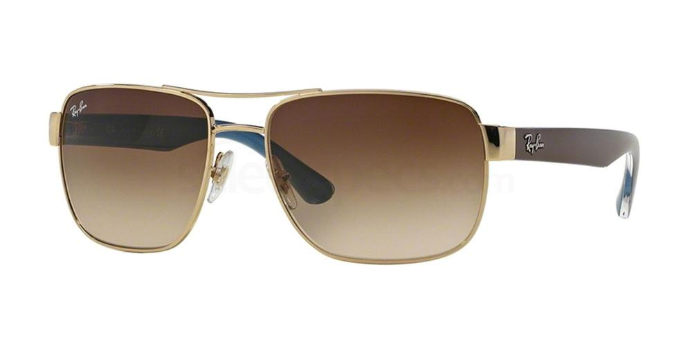 001/13 RB3530 Sunglasses, Ray-Ban