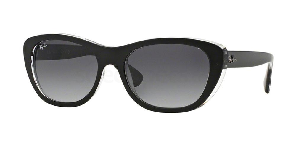 60528G RB4227 Sunglasses, Ray-Ban