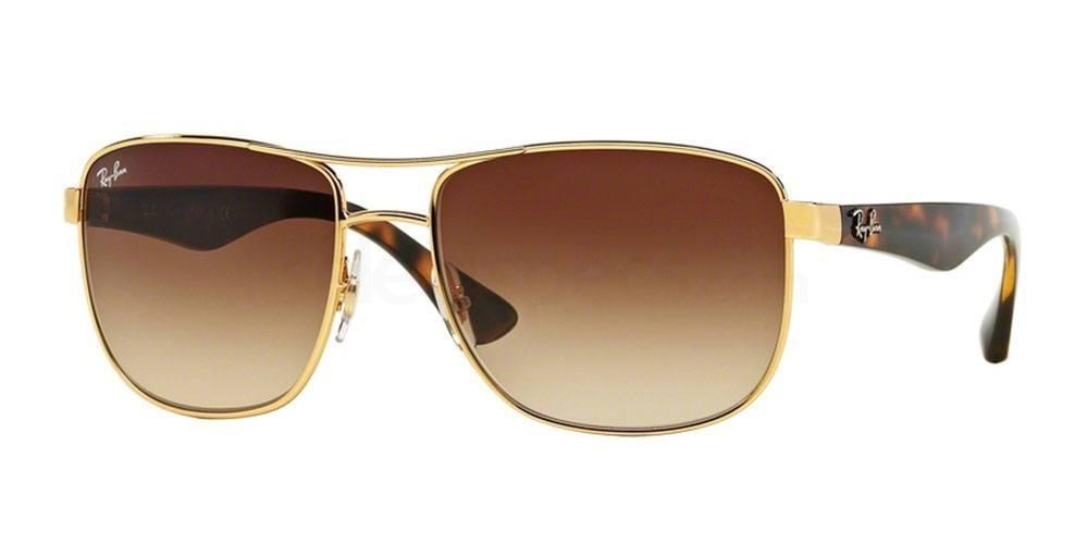 001/13 RB3533 Sunglasses, Ray-Ban