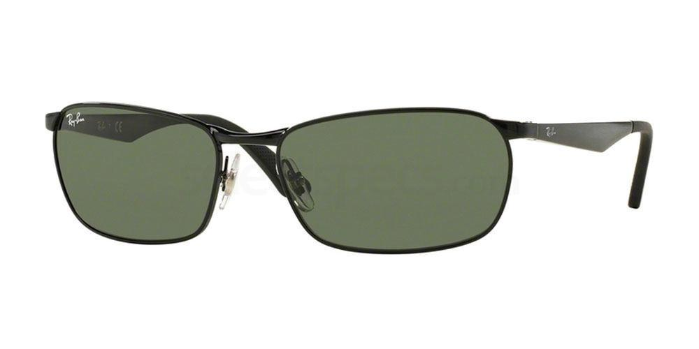 002 RB3534 Sunglasses, Ray-Ban