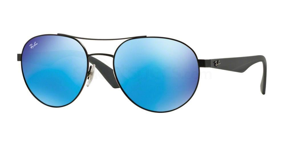006/55 RB3536 Sunglasses, Ray-Ban
