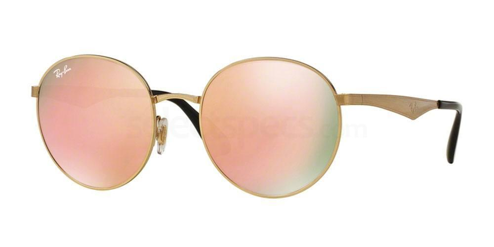 001/2Y RB3537 Sunglasses, Ray-Ban