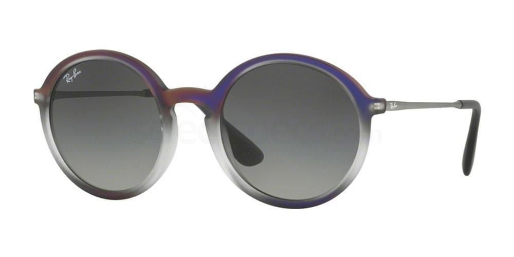 round shaped sunglasses for men RAY-BAN Diplo