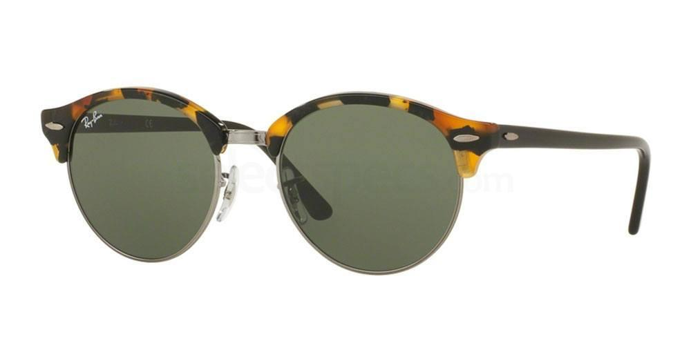 1157 RB4246 - Clubround Sunglasses, Ray-Ban