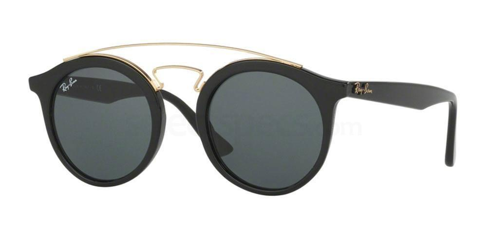 Ray-Ban horn rimmed black sunglasses