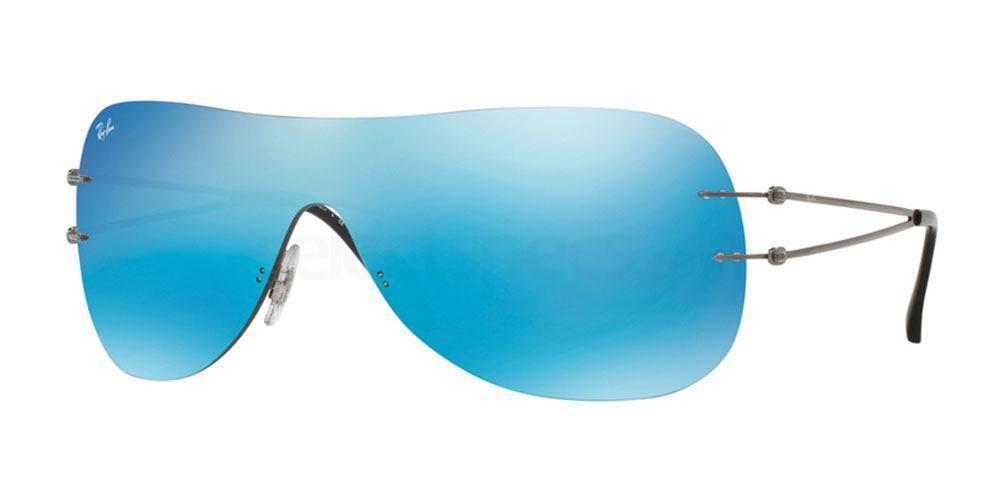 004/55 RB8057 Sunglasses, Ray-Ban