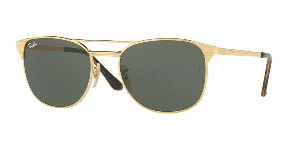 001 RB3429M Sunglasses, Ray-Ban