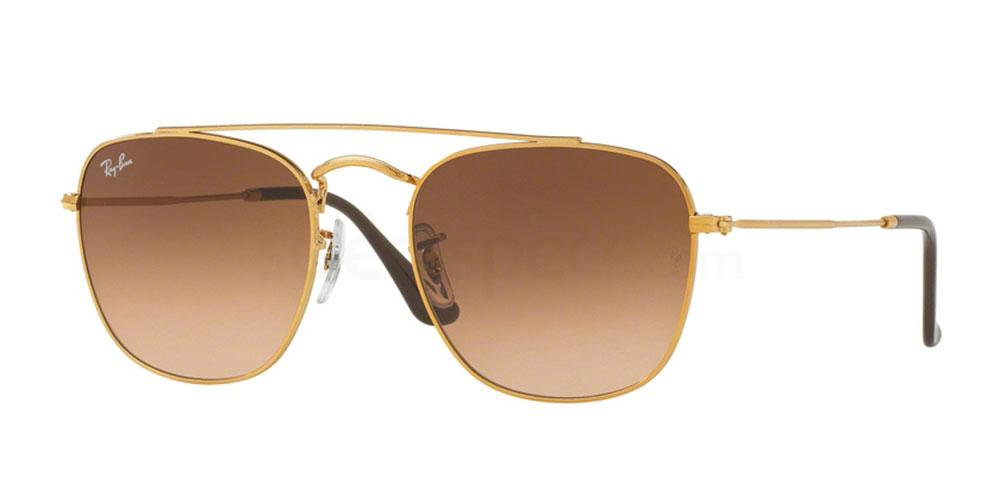 ray ban square aviators new