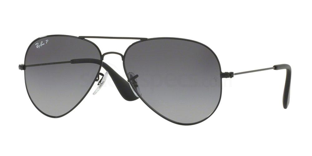 002/T3 RB3558 Sunglasses, Ray-Ban