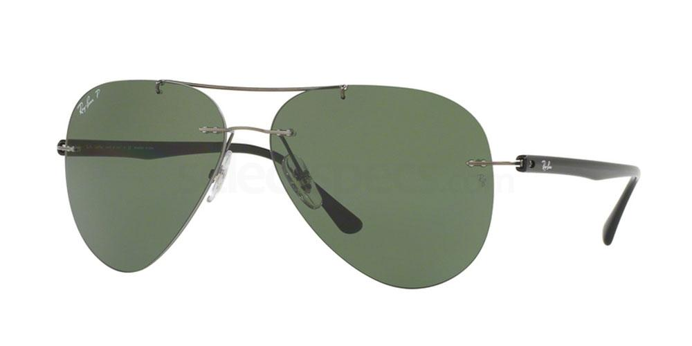 004/9A RB8058 Sunglasses, Ray-Ban