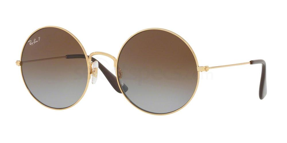001/T5 RB3592 Ja-Jo Sunglasses, Ray-Ban