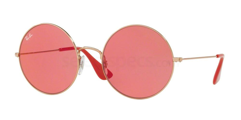 "Red oval ""Ray-ban"" sunglasses Alissa Violet"