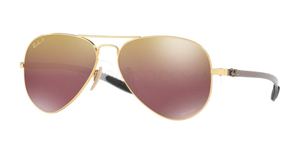 001/6B RB8317CH Sunglasses, Ray-Ban