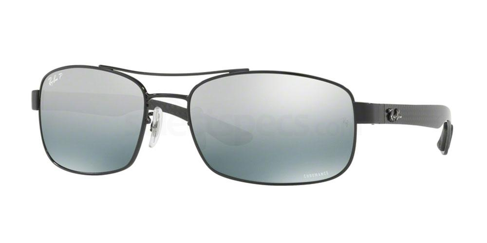 002/5L RB8318CH Sunglasses, Ray-Ban
