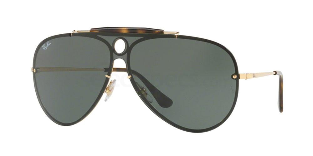 001/71 RB3581N Sunglasses, Ray-Ban
