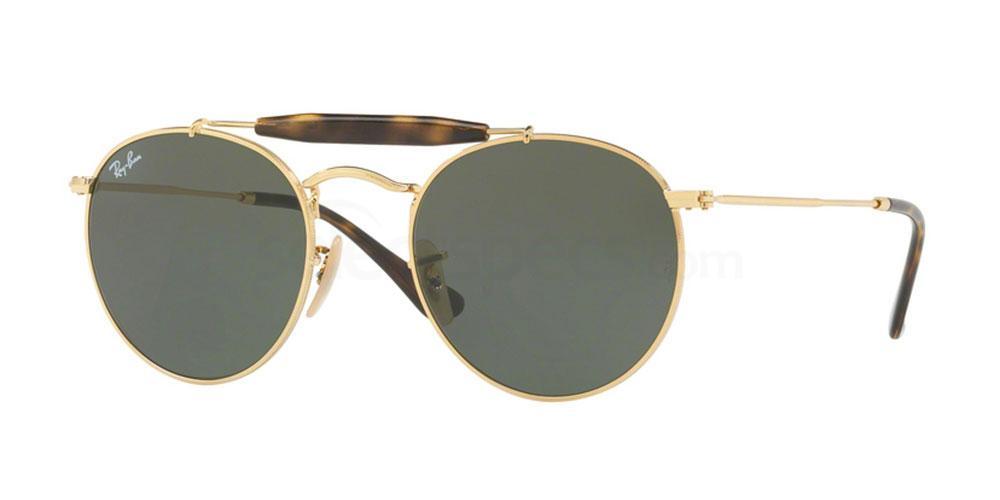001 RB3747 Sunglasses, Ray-Ban