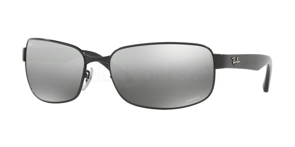 002/5J RB3566CH Sunglasses, Ray-Ban