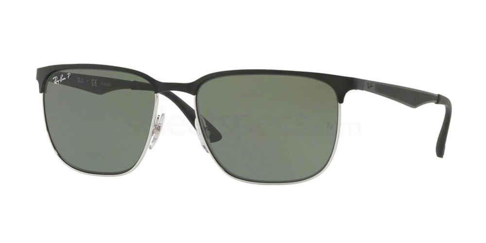 90049A RB3569 Sunglasses, Ray-Ban