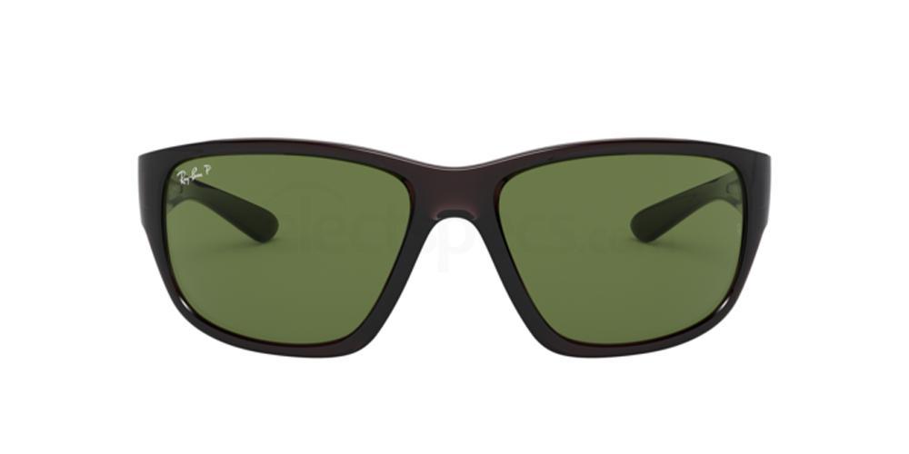 705/O9 RB4300 Sunglasses, Ray-Ban