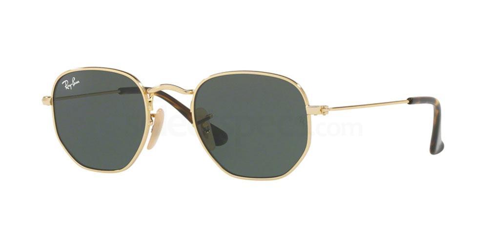 223/71 RJ9541SN Sunglasses, Ray-Ban JUNIOR
