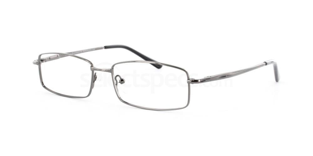 Gunmetal Shackleton Glasses, Explorer