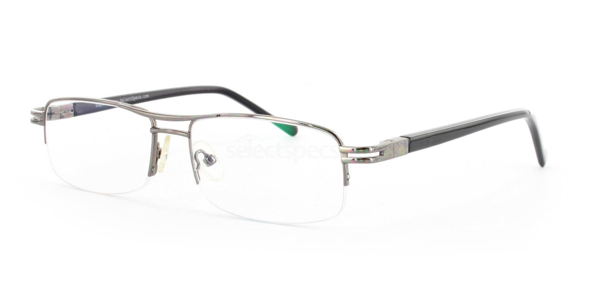 Gunmetal/Black Drake Glasses, Explorer