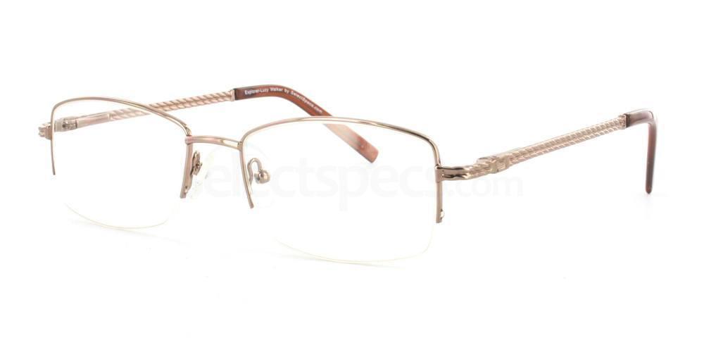 Bronze Lucy Walker Glasses, Explorer