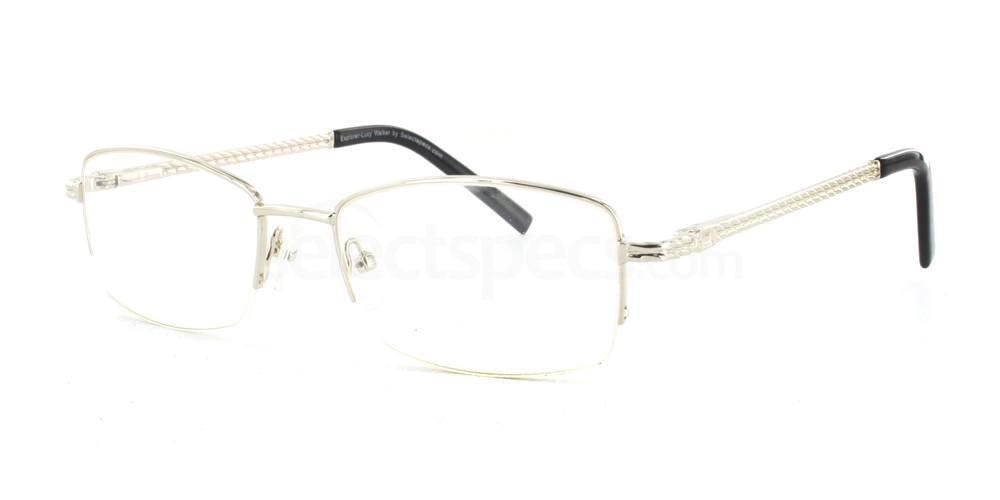 Silver Lucy Walker Glasses, Explorer