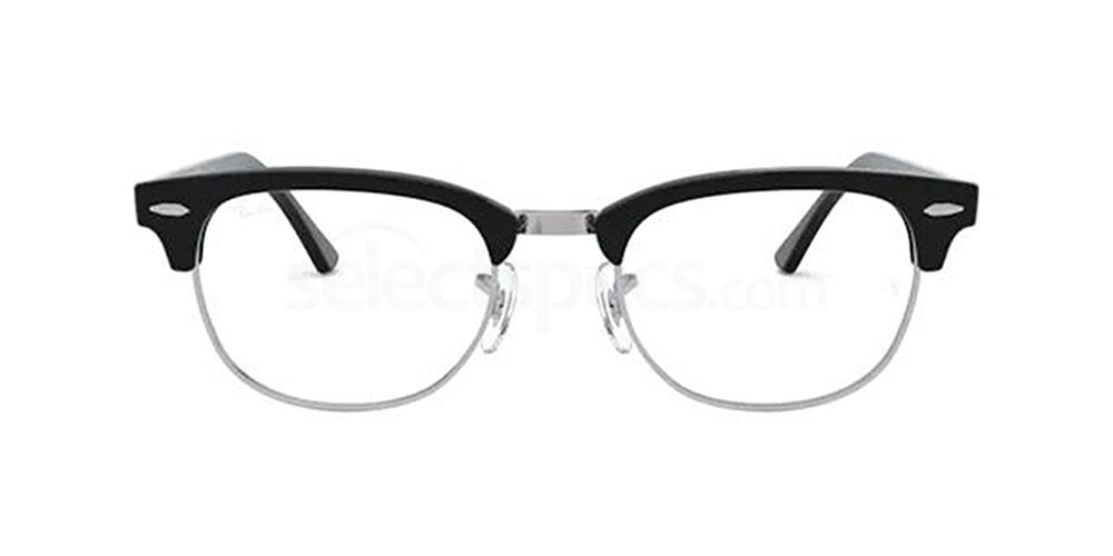 2000 RX5154 Clubmaster (1/2) Glasses, Ray-Ban