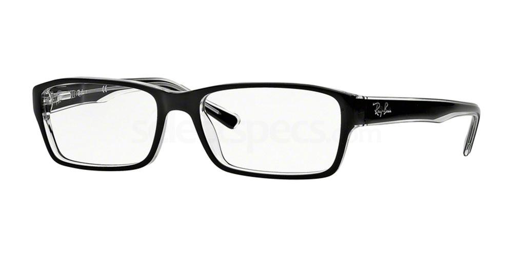 2034 RX5169 Glasses, Ray-Ban