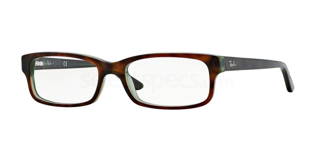 2445 RX5187 (1/2) Glasses, Ray-Ban