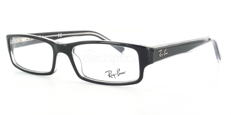 2034 RX5246 (1/2) Glasses, Ray-Ban