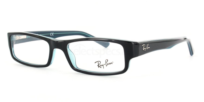 5092 RX5246 (1/2) Glasses, Ray-Ban