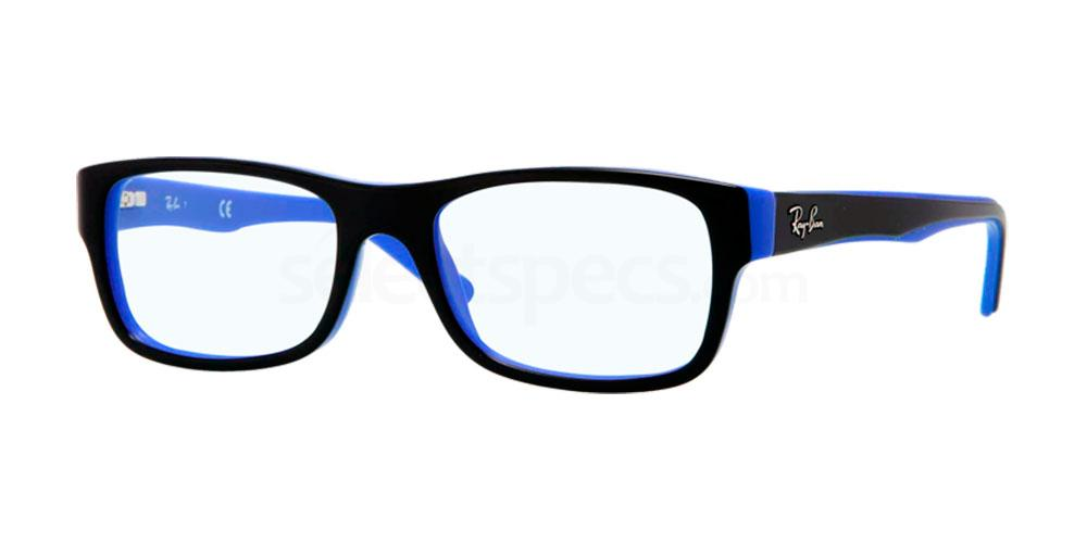 5179 RX5268 (1/2) Glasses, Ray-Ban