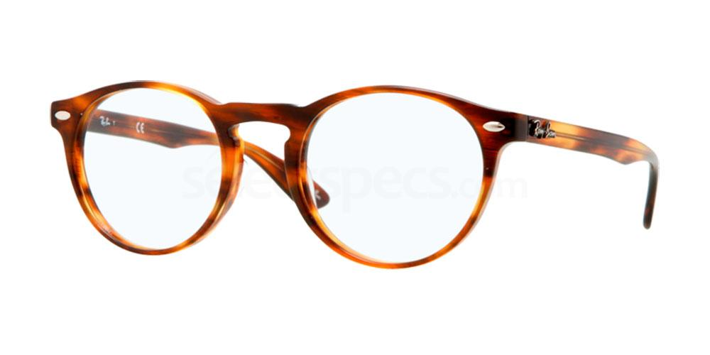 2144 RX5283 Glasses, Ray-Ban
