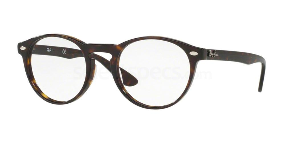 Ray-Ban RX5283 prescription glasses at SelectSpecs