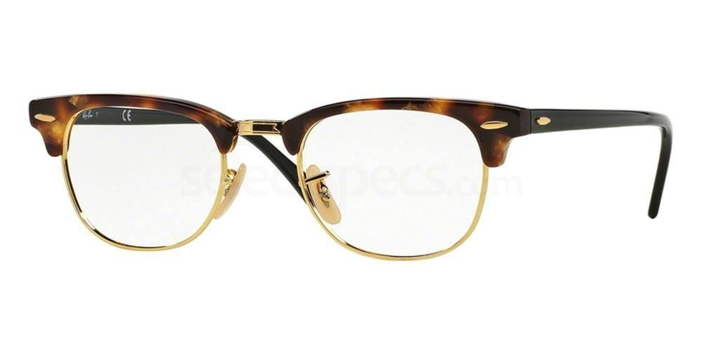5494 RX5154 Clubmaster (2/2) Glasses, Ray-Ban